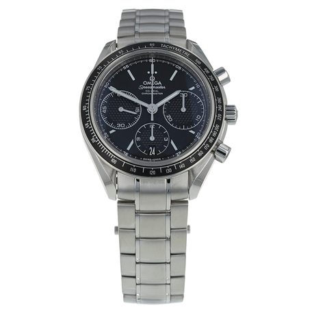 Pre-Owned Omega Speedmaster Racing Co-Axial Chronograph Mens Watch 326.30.40.50.01.001