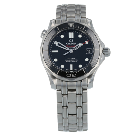 Pre-Owned Omega Seamaster Diver 300M Mens Watch 212.30.36.20.01.002