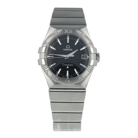 Pre-Owned Omega Constellation Mens Watch 123.10.35.60.01.001