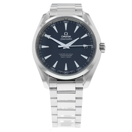 Pre-Owned Omega Seamaster Aqua Terra Master Co-Axial 150m Mens Watch 231.10.42.21.01.003