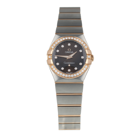 Pre-Owned Omega Constellation Ladies Watch 123.25.27.60.63.001