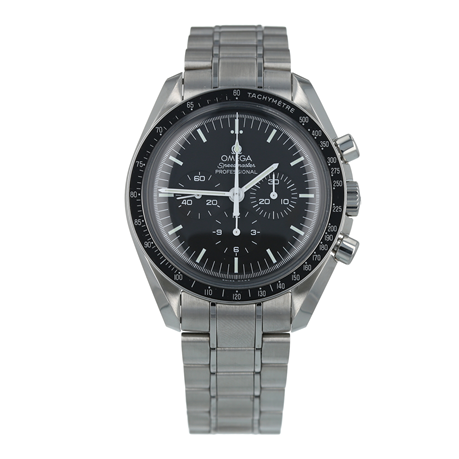 Pre-Owned Omega Speedmaster Moonwatch Mens Watch 311.30.42.30.01.005