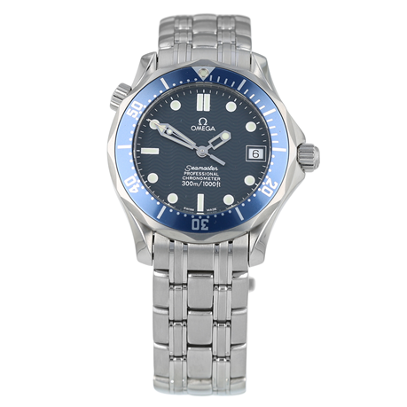 Pre-Owned Omega Seamaster 300M Unisex Watch 2551.80.00
