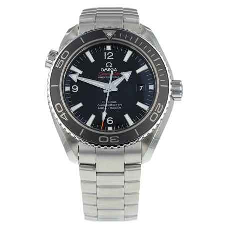 Pre-Owned Omega Seamaster Planet Ocean Mens Watch 232.30.46.21.01.001