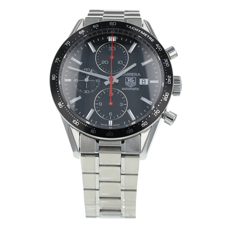 Pre-Owned TAG Heuer Carrera Mens Watch CV2014-2