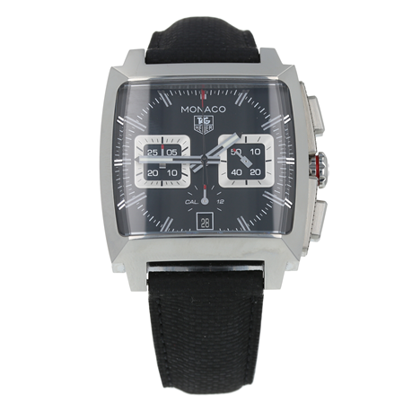 Pre-Owned TAG Heuer Monaco Mens Watch CAL2113