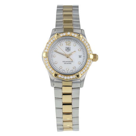 Pre-Owned TAG Heuer Aquaracer Ladies Watch WAF1450
