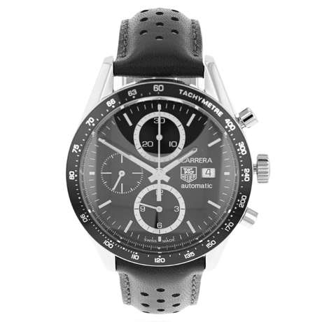 Pre-Owned TAG Heuer Carrera Calibre 16 Men's Watch