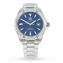 Pre-Owned TAG Heuer Aquaracer Calibre 5 Mens Watch WAY2112