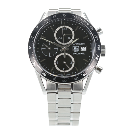 Pre-Owned TAG Heuer Carrera Mens Watch CV2010-3