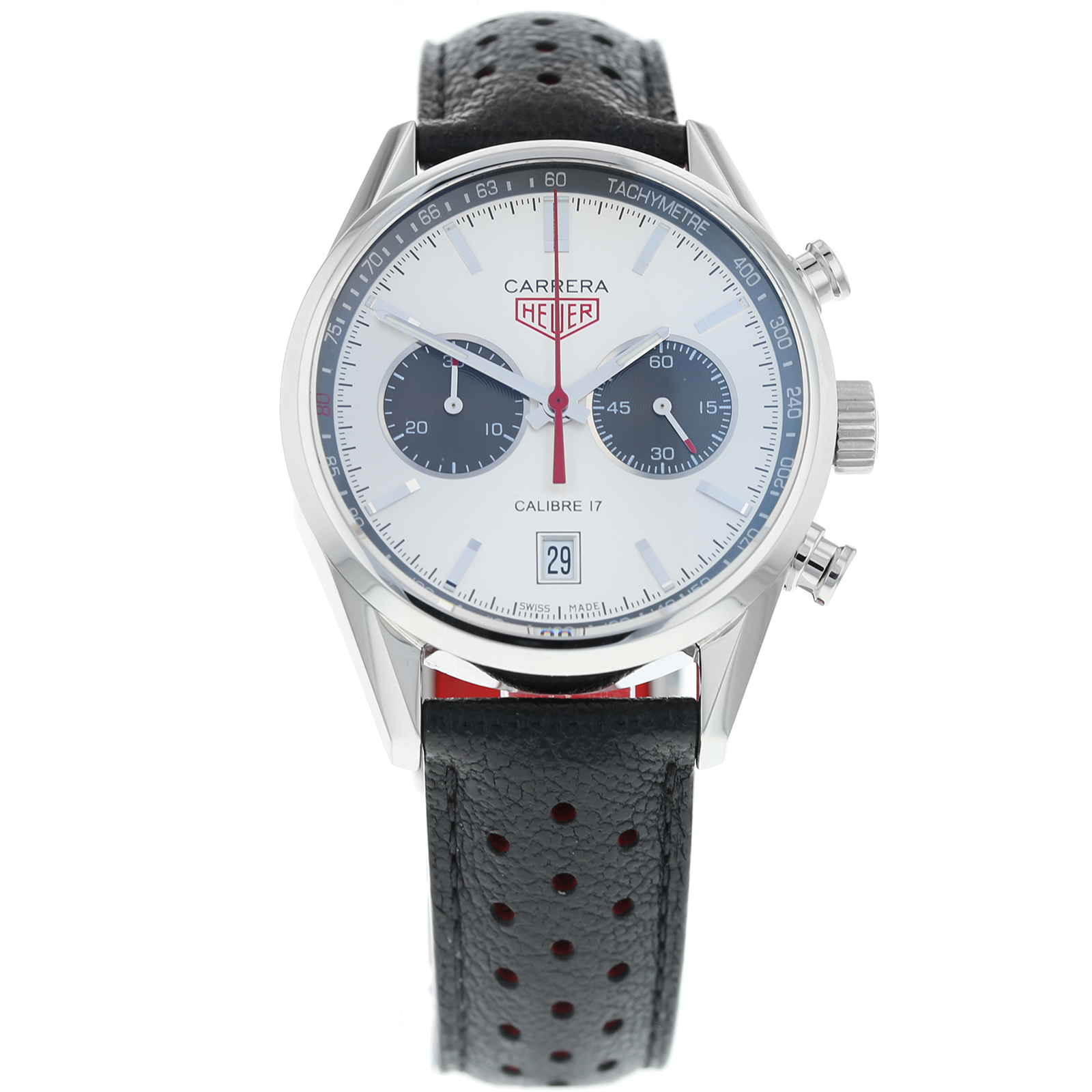 Pre-Owned TAG Heuer Jack Heuer Limited Edition Mens Watch