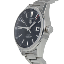 Pre-Owned TAG Heuer Carrera Twin-Time Mens Watch WAR2010-1