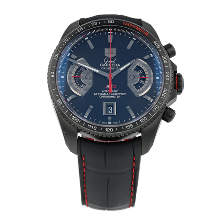 Pre-Owned TAG Heuer Grand Carrera Mens Watch CAV518B