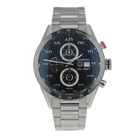 Pre-Owned TAG Heuer Carrera Mens Watch CAR2A10-1
