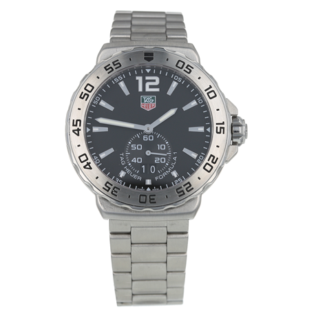 Pre-Owned TAG Heuer Formula 1 Mens Watch WAU1112