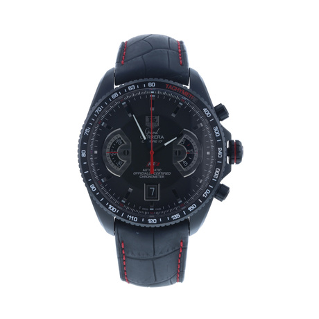 Pre-Owned TAG Heuer Grand Carrera, Circa 2011