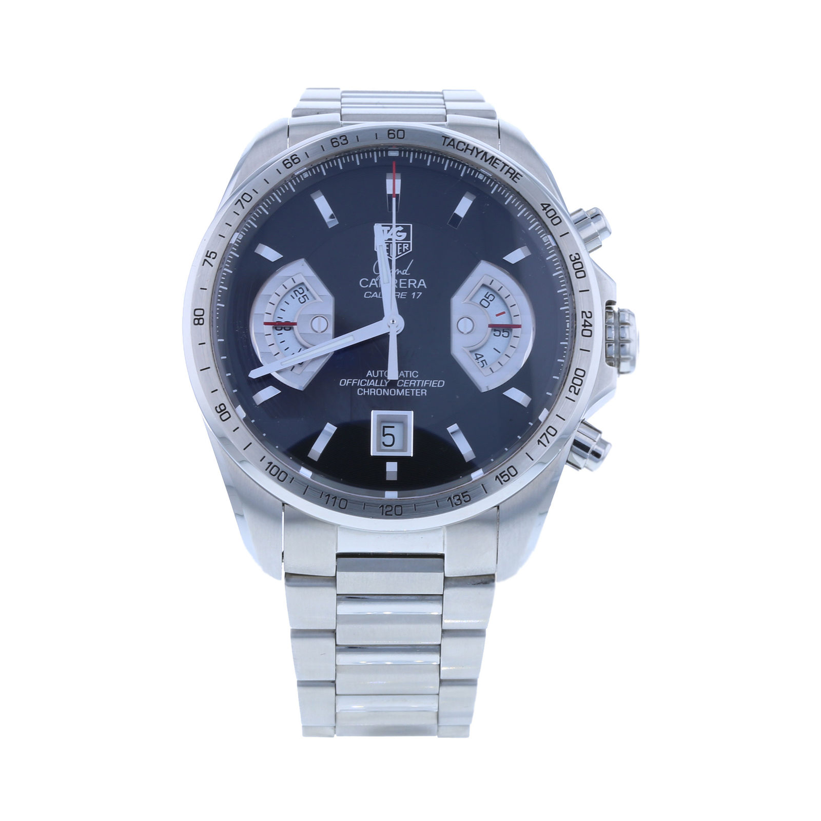 Pre-Owned TAG Heuer Grand Carrera, Circa 2017
