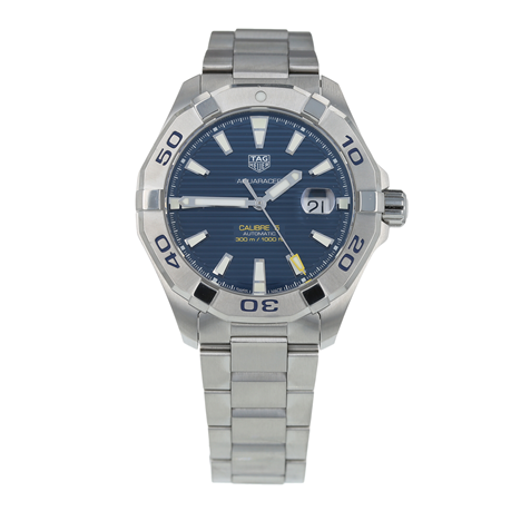 Pre-Owned TAG Heuer Aquaracer Mens Watch WAY2012