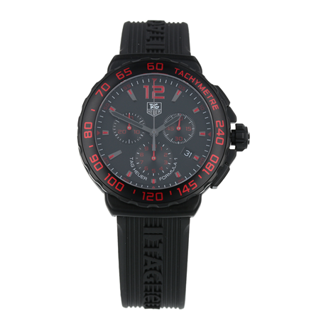 Pre-Owned TAG Heuer Formula 1 Mens Watch CAU111D