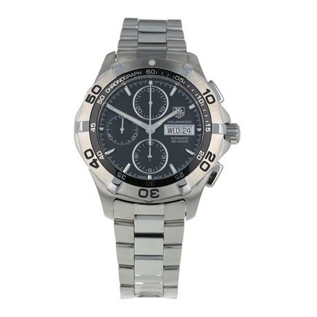 Pre-Owned TAG Heuer Aquaracer Mens Watch CAF2010