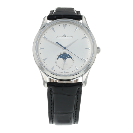 Pre-Owned Jaeger-LeCoultre Master Ultra Thin Moon Mens Watch JLQ1368420