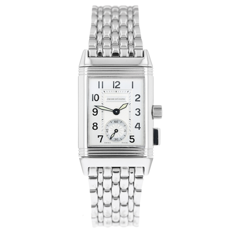Pre-Owned Jaeger-LeCoultre Reverso Memory Unisex Watch 255.8.82