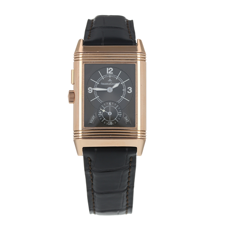 Pre-Owned Jaeger-LeCoultre Reverso Day Night Mens Watch 272.2.51