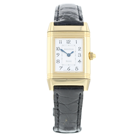 Pre-Owned Jaeger-LeCoultre Reverso Duetto Ladies Watch 266.1.44