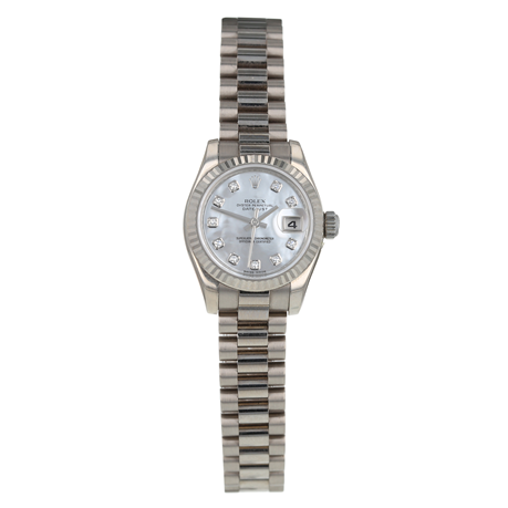 Pre-Owned Rolex Datejust Ladies Watch 79179